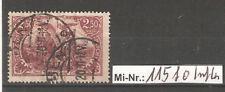 Deutsches Reich Mi-Nr.: 115 f sauber gestempelt Infla geprüft