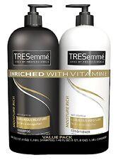 Tresemme Shampoo and Conditioner Value Pack 2Pk Moisture Rich 40 oz Pump Bottles