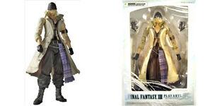 Final Fantasy XIII Square Enix Play Arts Kai Snow Villiers MISB BRAND NEW