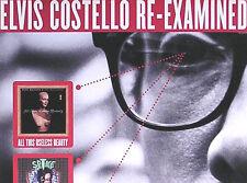 Elvis Costello 2001 Re-Examined Original Promo Poster