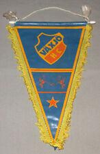Original Vintage Sweden Vaxjo Hockey Club  Pennant