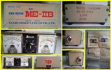 Rosmetro model ME-IIB 2B - ASAHI SEIKO SANGYO professional vintage (Tokio Japan)