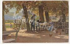 AK Künstlerkarte Paul Hey Auf der Hochzeitsreise Eulenverlag