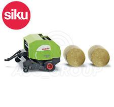 Tracteurs miniatures vert moulé sous pression