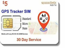 Gsm Sim Card for Gps Trackers Pet Kid Senior Vehicle Tracking Devices Roaming