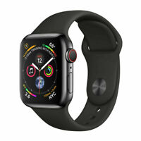 Apple Watch Series 4 Stainless Steel 40mm 44mm (GPS + Cellular) Gray/Silver/Gold