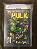 Incredible Hulk #91 CGC 9.8 White Pages! (Marvel Comics, 2006)