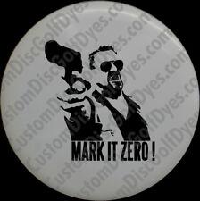 Disc Golf Custom Dye Stencil - Mark It Zero (2 Pack)