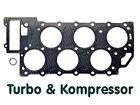 VW VR6 Golf Passat 4mm Turbo Verdichtungsreduzierung 7,9:1 Zylinderkopfdichtung