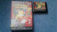 Krusty's Super Fun House Game for Sega Megadrive