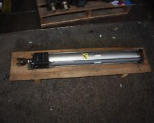SMC CYLINDER 100mm bore long stroke 850mm pneumatic air ram CLALN100-850Y-D