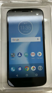 ✅ Motorola Moto E5 Cruise Cricket Sapphire Blue CRICKET WIRELESS, ‼️NO BOX‼️