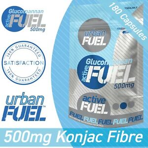 Glucomannan Konjac Root Weight Loss Diet Pills 3000mg Daily Appetite Suppressant