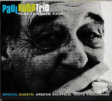 Paul Kuhn Trio - Play It Again Paul  CD  sehr guter Zustand!