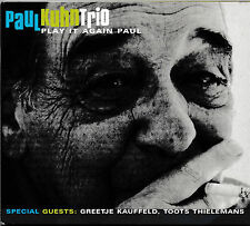 Paul Kuhn Trio - Play It Again Paul  CD  sehr guter Zustand!
