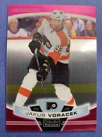 2019-20 OPC Platinum Matte Pink #147 Jakub Voracek Philadelphia Flyers Parallel
