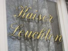 Vis à tête creuse pour Kaiser Lumières Kaiser Idell Vis