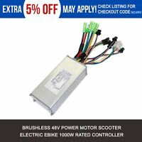 quality 48v DC 1000w brushless motor e-bike speed Intelligent motor controller