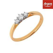 Engagement Band I1 Fine Diamond Rings