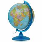 Nova Rico Night and Day 25cm Illuminated Globe