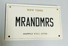 Kate Spade New York Mr and Mrs Happily Ever After Notebook mrandmrs Mr & Mrs