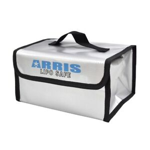 RC Lipo/Battery/Safety Bag/Fireproof Bag For Safe Charging/Storage/transporting.