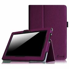 "Folio Slim Leather Case Cover for Kindle Fire HDX 8.9"" 4th Gen 2014/3rd Gen 2013"