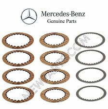 For Mercedes W123 W126 Automatic Transmission Clutch Friction Discs KIT Genuine