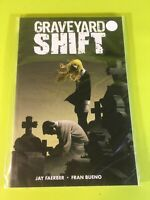 Graveyard Shift Image $15 Graphic Novel TPB Comic Book HORROR
