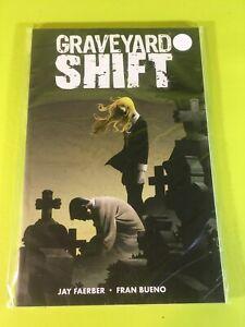 Graveyard Shift Image $15 Graphic Novel TPB Comic Book HORROR