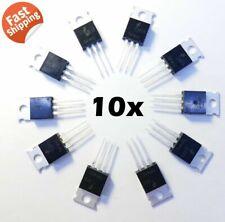 10 x TIP41C TIP41 POWER TRANSISTOR NPN 100V 6A - USA Seller - Free Shipping