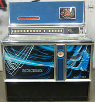 "WURLITZER ""ZODIAC"" JUKEBOX 1971 *RARE*"