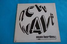 "MAX BERLINS "" NEW WAVE "" LP 1980 CYCLADE NUOVO"