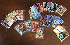 Sci-Fi Lot 1992-93 Upper Deck Pyramid Valiant, Marvel Impel, Shatner's Tek World