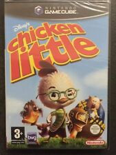Nintendo GameCube Cube WII Chicken Little NUOVO FACTORY SEALED >ITA<