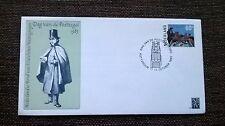 Dag van de postzegel 1985 blanco en open klep