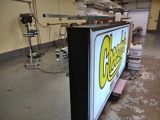 Double Sided Outdoor Led Lightbox Sign Signs 24x48x10 Extrusion Aluminum