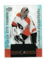 2019-20 UPPER DECK TIM HORTONS CLEAR CUT PHENOMS #CC2 CARTER HART UD FLYERS