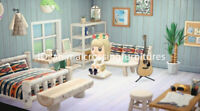 Luxury Pastroal Bedroom Furniture Set 30+ pcs - New Horizons [Original Design]
