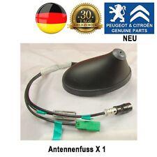 Peugeot 308 307 Citroen C4 Antenne Antennenfuss GPS Navigation GSM Neu Original