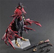 Play Arts Kai Final Fantasy VII Advent Children Vincent Valentine Action Figure