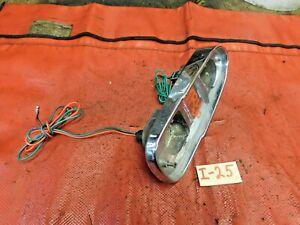 Triumph TR4, TR250, Lucas Tail Light Housing  Original, !!