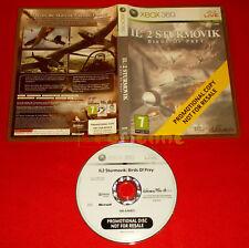 IL-2 STURMOVIK Birds of Prey XBOX 360 Vers U.K. Promo Gioco in Italiano ○ USATO