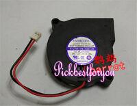 EVERCOOL EC5015L12E-B DC12V 0.10A 50*50*15mm 2wire Blower cooling fan #Mp14 QL