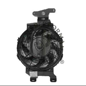 A/C Condenser Fan Assembly-XLS Performance Radiator 600360