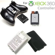 Factory Price-Xbox 360 Wireless Controller AA Battery Case Cover Holder Shell