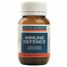 3 X Ethical Nutrients Immuzorb Immune Defence 60 Tabs