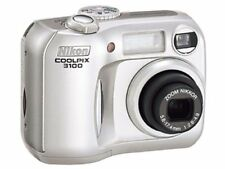 Nikon Coolpix 3100 3MP Digital Camera w/ 3x Optical Zoom