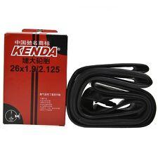 KENDA Mountain Bike Bicycle Tire Tube 1pcs  26''×1.9/2.125 Presta Valve
