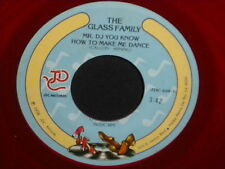 "The Glass Family ""Mr. DJ You Know How to Make Me Dance/No One Can Find Love""45"